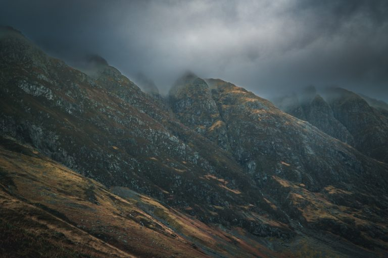 Glen Coe Mountains