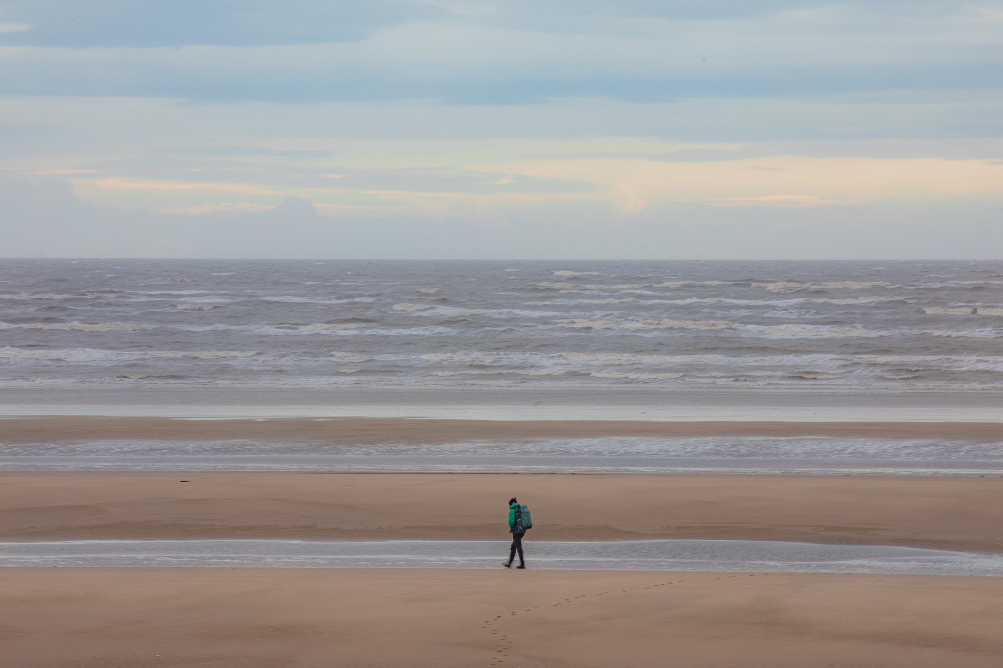 marc langley beach formby