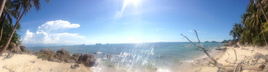 thailand koh samui panorama