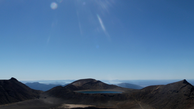 tongariro crossing mordor