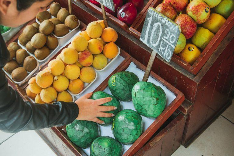 lima market tour