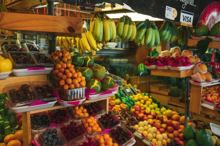 fruit market lima