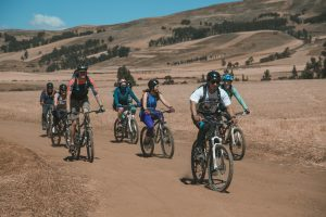 mountain bike sacred valley