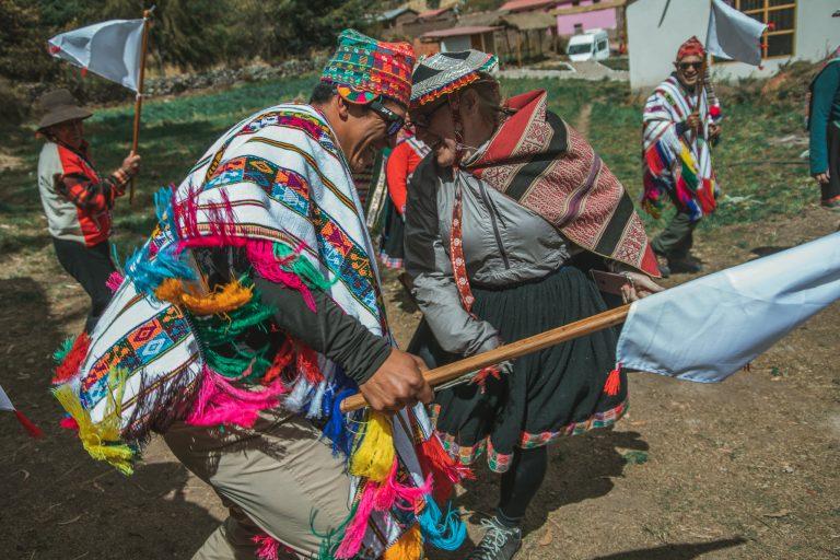 peru traditional culture dancing