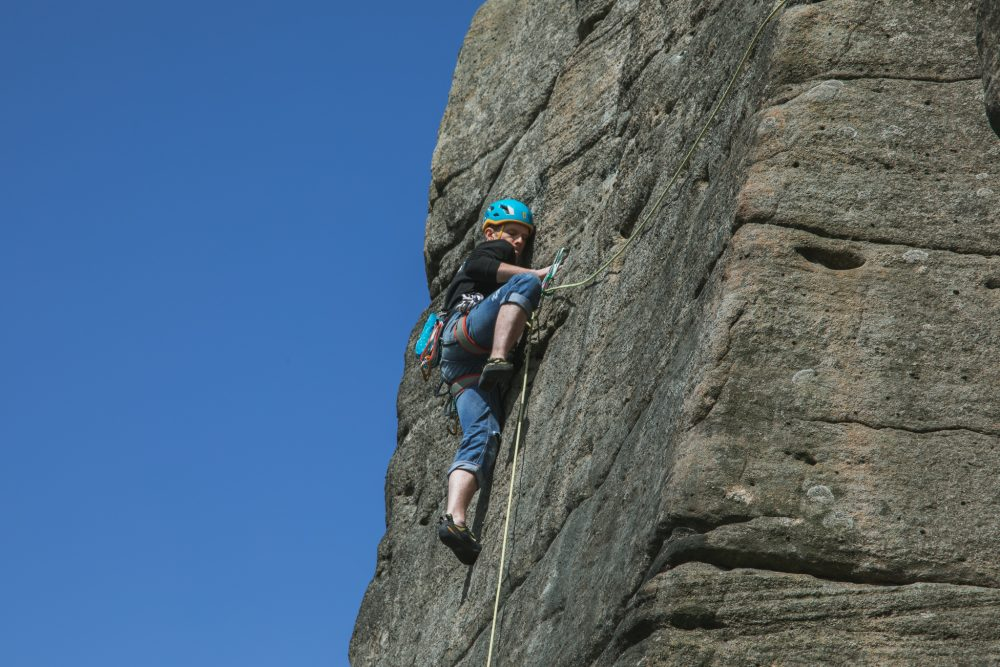 climbing photographer UK