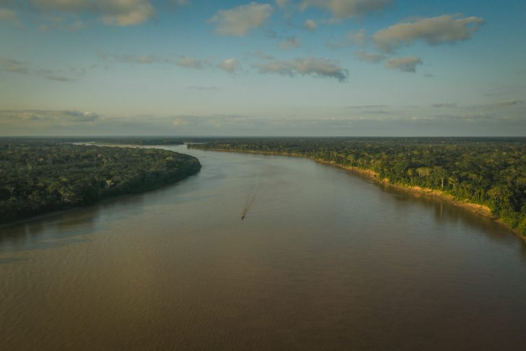 amazon rainforest drone photography peru