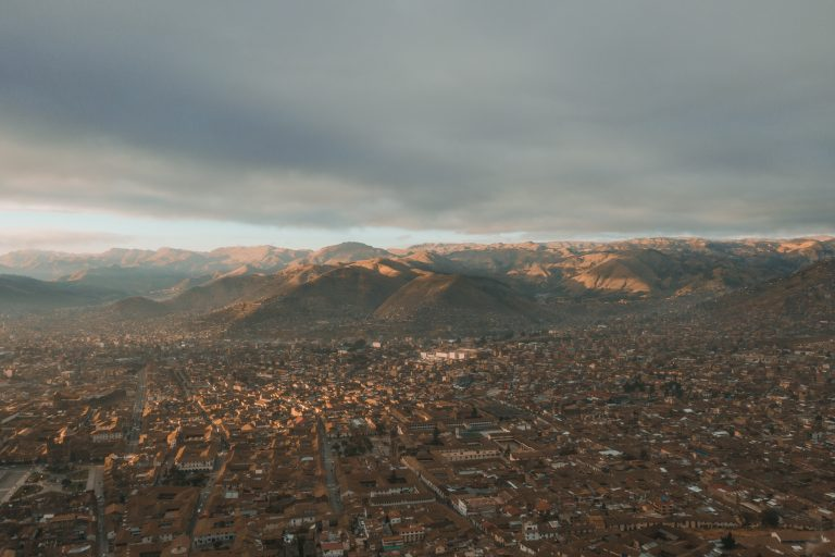 drone travel photographer cusco