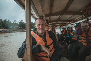 peru puerto maldonado amazon boat