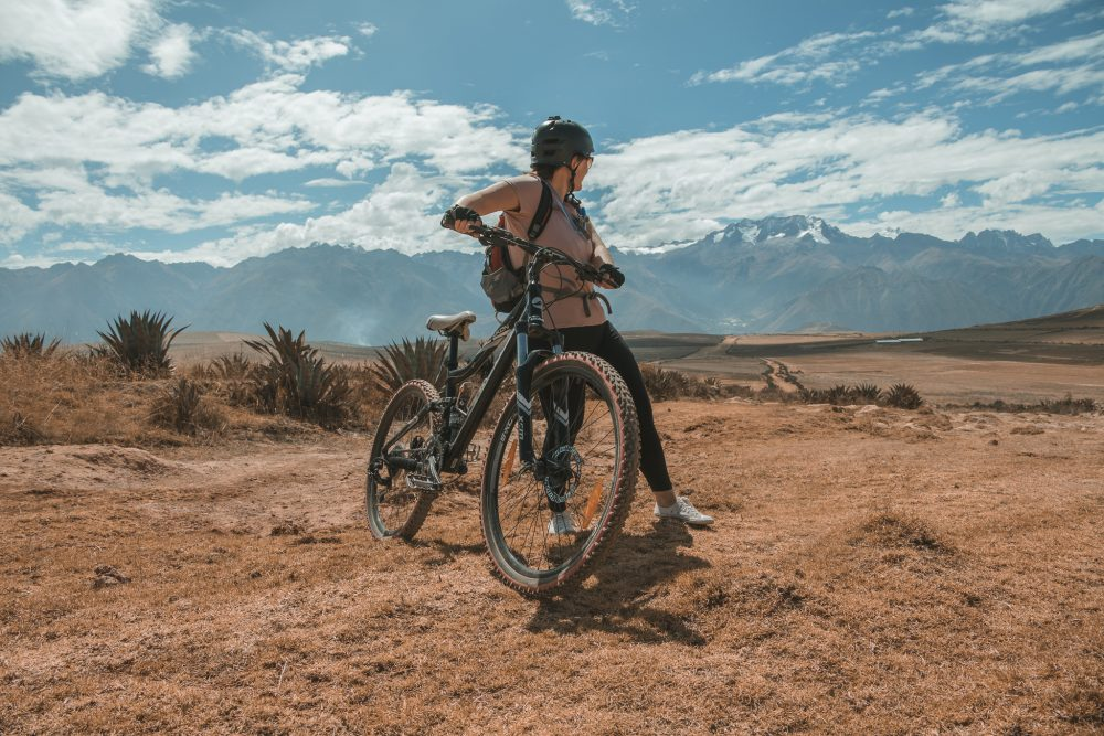 sacred valley biking