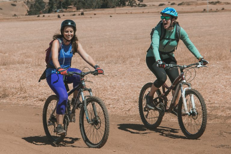 mountain biking tour peru