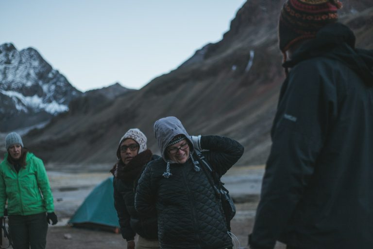 rainbow mountain base camp flashpack tour