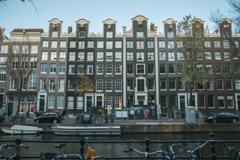 amsterdam architecture buildings
