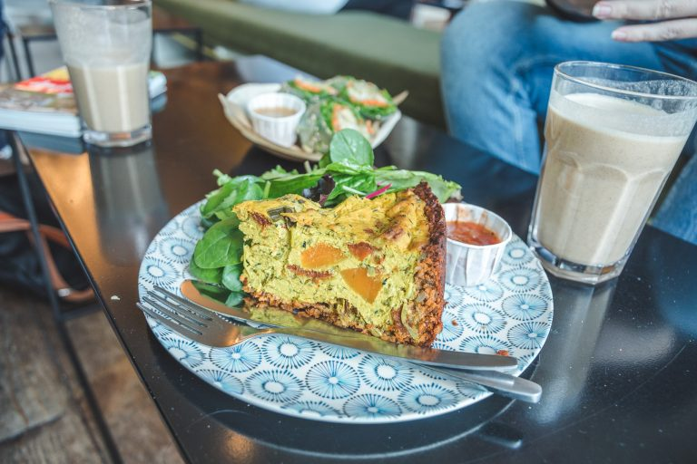 vegabond vegan food quiche