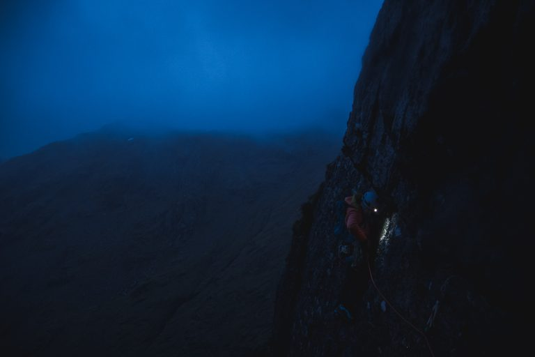 convus traverse pitch dark